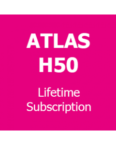 Atlas Lifetime Subscription - H50