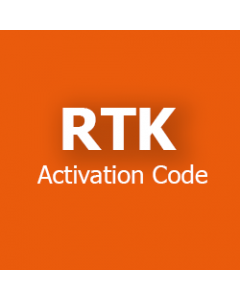 SXBlue Platinum - RTK Activation Code