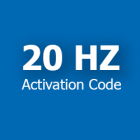 SXBlue Platinum - 20Hz Refreshment Rate Activation Code