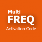 SXBlue Platinum - MULTI-FREQ Activation Code
